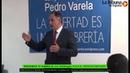 Pedro Varela habla de inmigración e identidad en Málaga