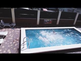 Олимпийский чемпион по прыжкам в воду