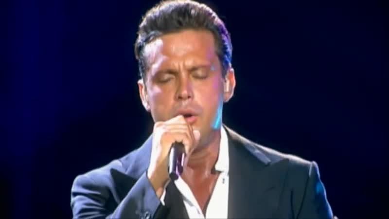 Luis Miguel - El Dia Que Me Quieras HD - (VIVO) - Segundo Romance Medley