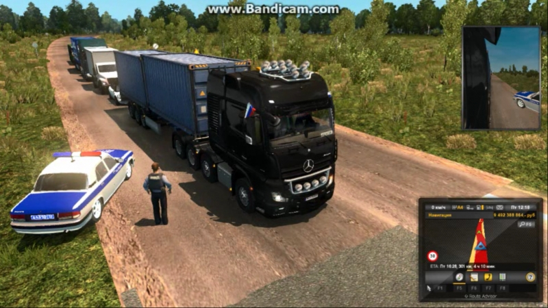 DOLBANATOR 174: Euro Truck Simulator 2 (Екатеринбург-Курган)