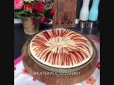 Пирог Неженка с яблоками (ингредиенты в описании видео)