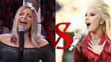 Bad Female Singers Vs DIVAS (Fergie Vs Lady Gaga Britney Vs Xtina Madonna Vs Whitney H &amp Mais)