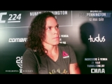 UFC 224s Amanda Nunes speaks with media in Rio OUT