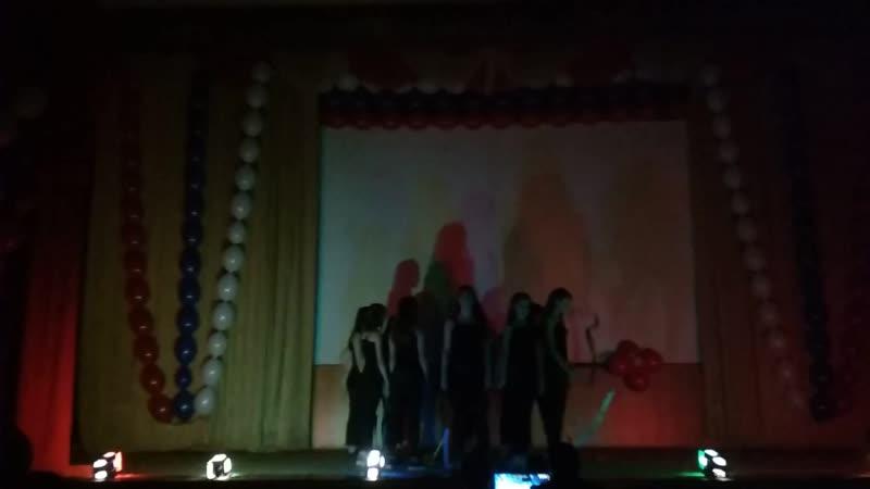 ЗК 2 отряд танец скайфол