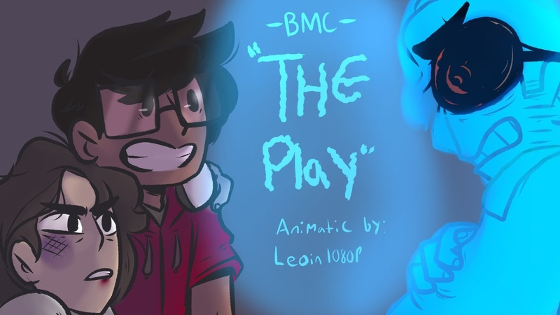 THE PLAY - Be More Chill animatic WIP [OLD]