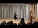 Конкурс чтецов театральный фестиваль Театр на окраине Валиева Майя