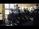 Тренировка в противогазах