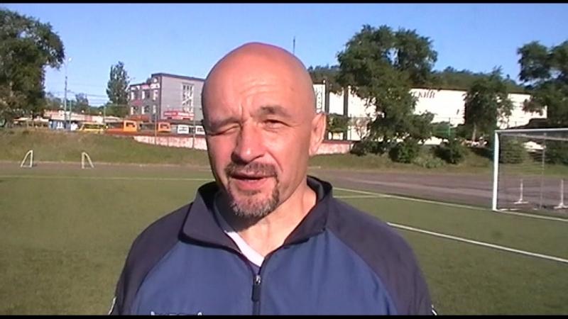 Президент ФК Химик Олег Губанов о матче 27.05.18 Бажановец 2 - 3 Химик