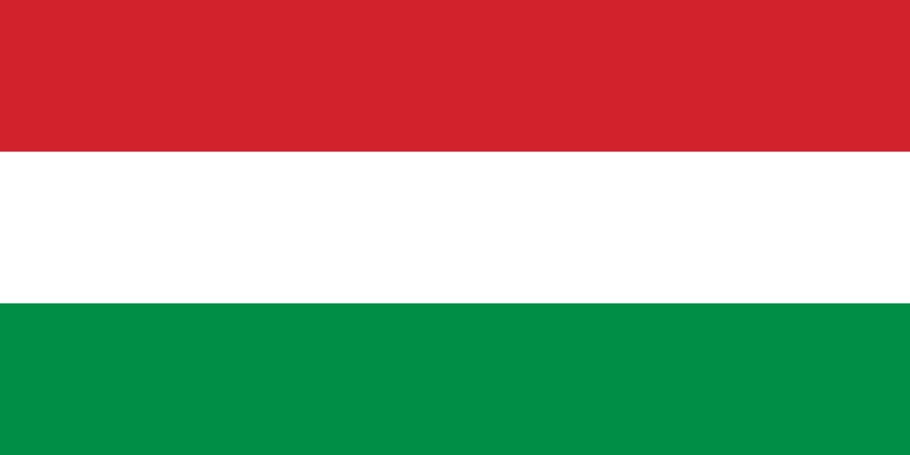 Флаг Венгрия