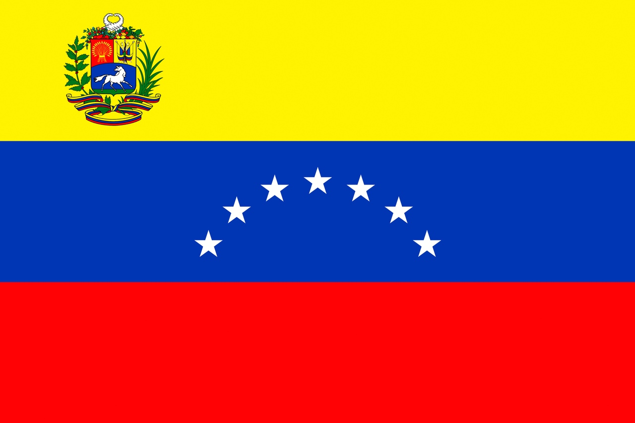 Флаг Венесуэла