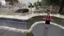 CNN перенес ведущую в эпицентр наводнения в прямом эфире