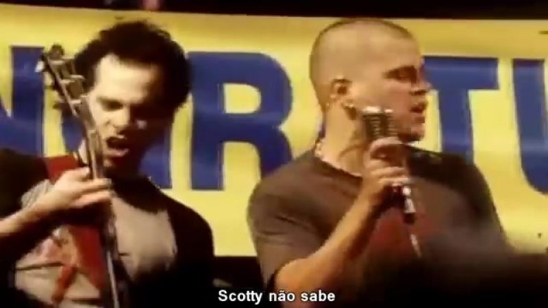 Lustra - Scotty Doesnt Know (Legendado) HD