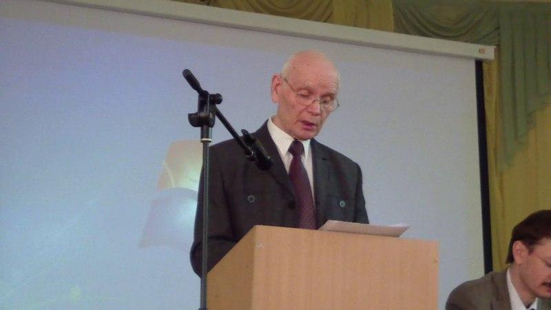 В.А. Туев. Актуальные проблемы идеологии российского общества