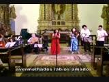 Клаудио Монтеверди- Chiome d'oro - в исполнении группы барочной музыки