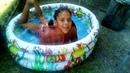 Bagno nella piscina delle mele ...parte two