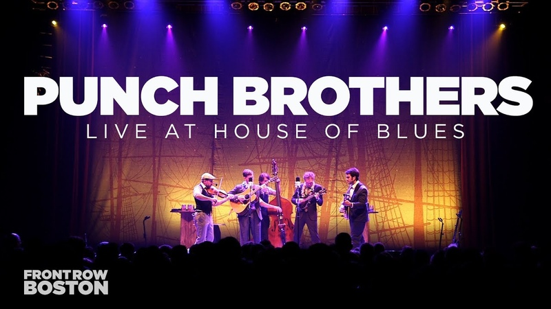 Punch Brothers — Live at House of Blues (Full Set)