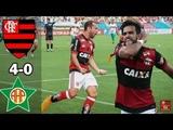 Flamengo 4 x 0 Portuguesa - Melhores Momentos (HD) Campeonato Carioca 18032018