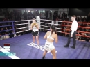 Fight 15 Natasha Yates vs Gailene Alarcon Glozier Boxings Industry Rumble V @ ABA 10Aug18