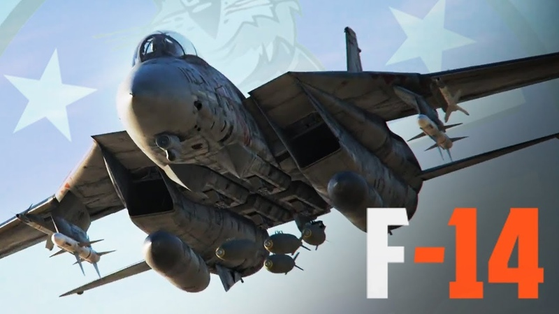 DCS F-14 - Anytime, Baby! - (Meteor F-14 OST Track Premiere!) - PRE ORDER NOW!
