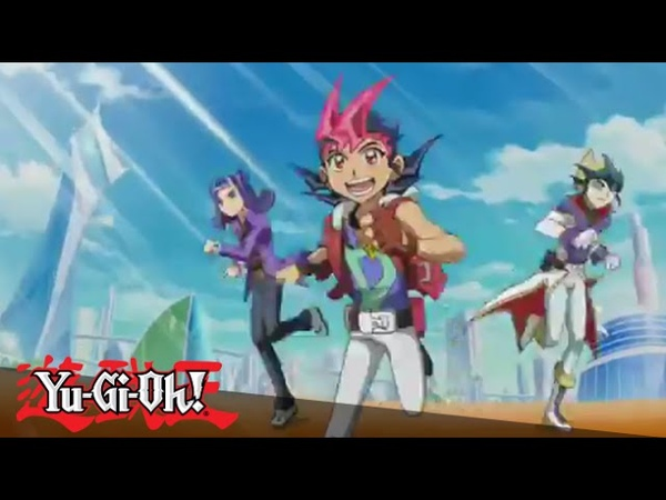 Yu-Gi-Oh! ZEXAL Season 3 Opening Theme Halfway to Forever