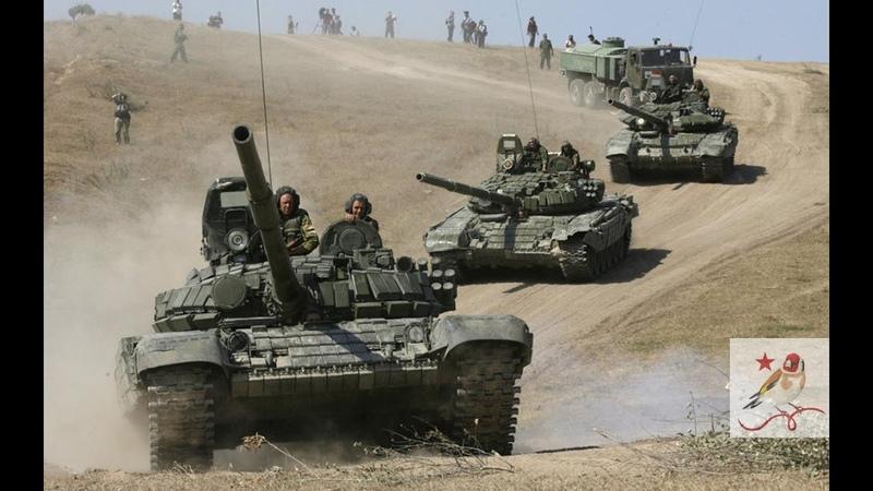 Russian Army in song «Polyushko Polye» ★ Армия РФ под песню «Полюшко-поле»