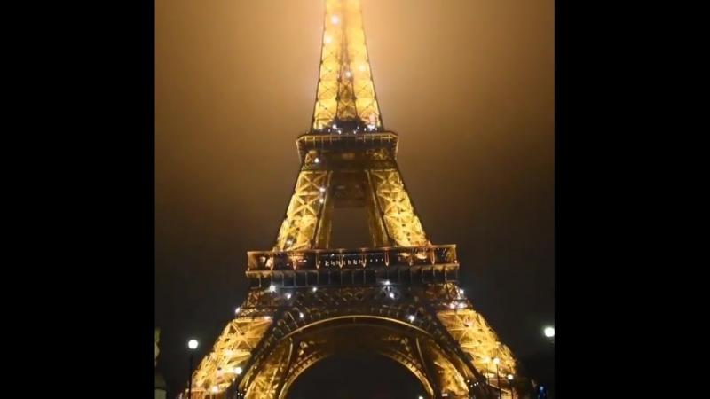 Париж. Декабрь - Январь 2016-2017г. 24.00