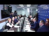 Итоги работы во время избирательной кампании Владимира Путина подвели в нижегородском отделении партии «Единая Россия»