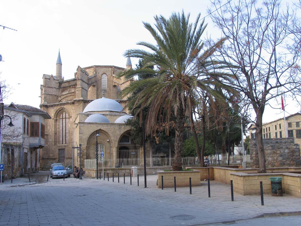 J4NGMrpm400 Никосия (Лефкосия) столица Кипра.