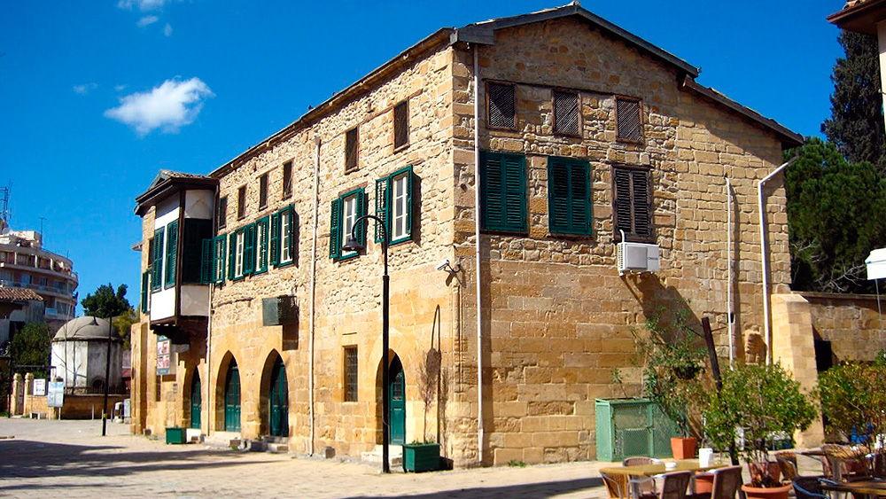 Q0QqQQr_Ekw Никосия (Лефкосия) столица Кипра.