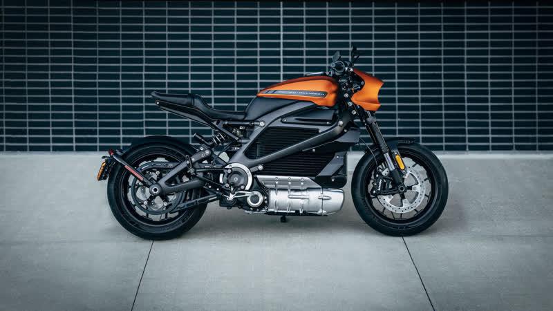 Harley-Davidson LiveWire: будущее легендарной марки