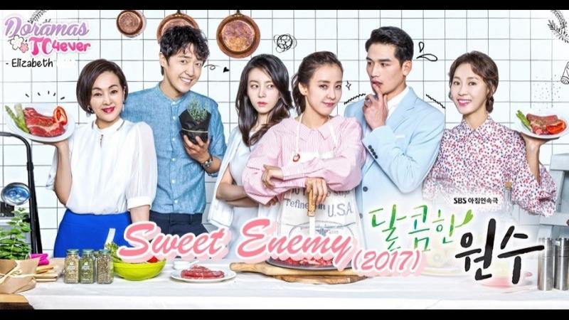 Sweet Enemy Capítulo 18 - DoramasTC4ever