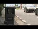 Comines des radars cachés dans des poubelles