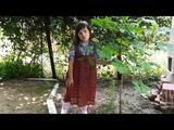 МК. Сарафан - платье для девочек крючком. 1часть .Кокетка.