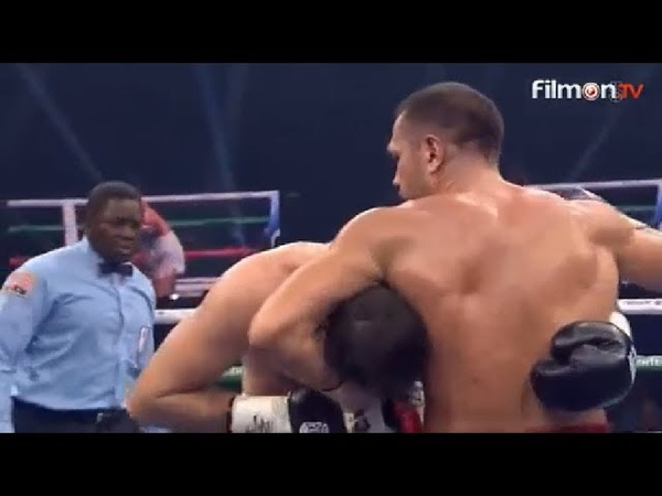 Kubrat Pulev vs. Hughie Fury FULL FIGHT