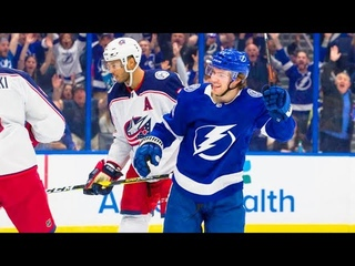 Dave Mishkin calls Lightning highlights from shutout win over Blue Jackets