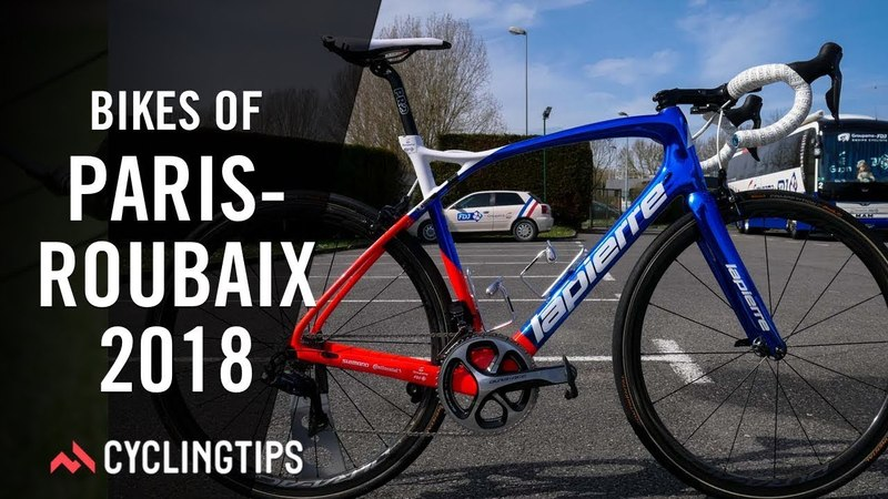 Bikes of Paris-Roubaix 2018