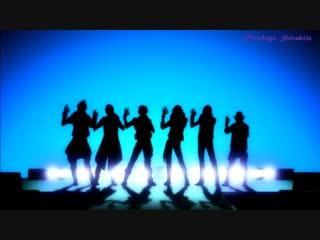 Uta no☆Prince-sama 1,2,3 AMV - Supernatural (Starish/Quartet Night/Heavens and Haruka)
