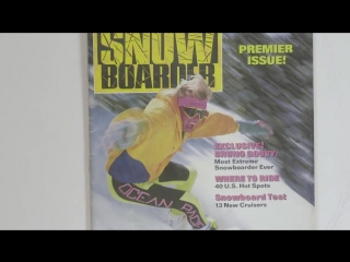 Permanent Ink Ep. 1—The History of Snowboarding Media