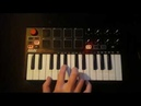 Akai mpk mini - Live looping with FL Studio 3