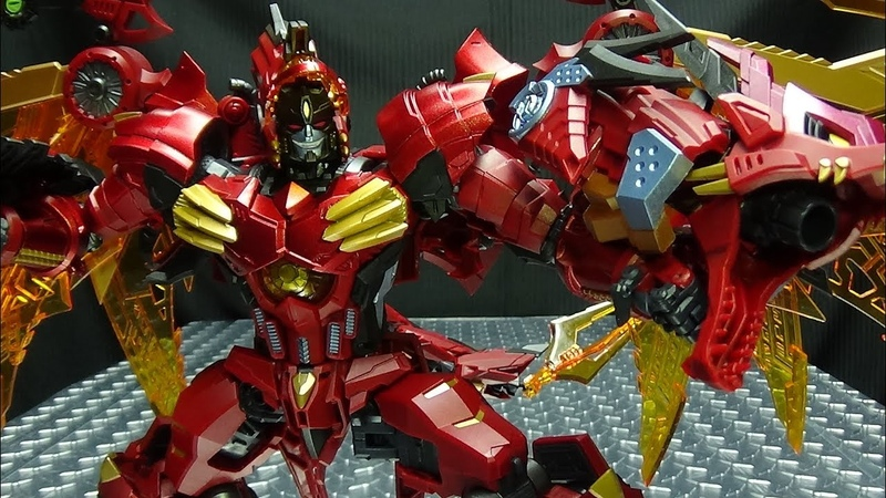 Perfect Effect MEGA DORAGON (Beast Wars Transmetals 2 Megatron): EmGo's Reviews N' Stuff