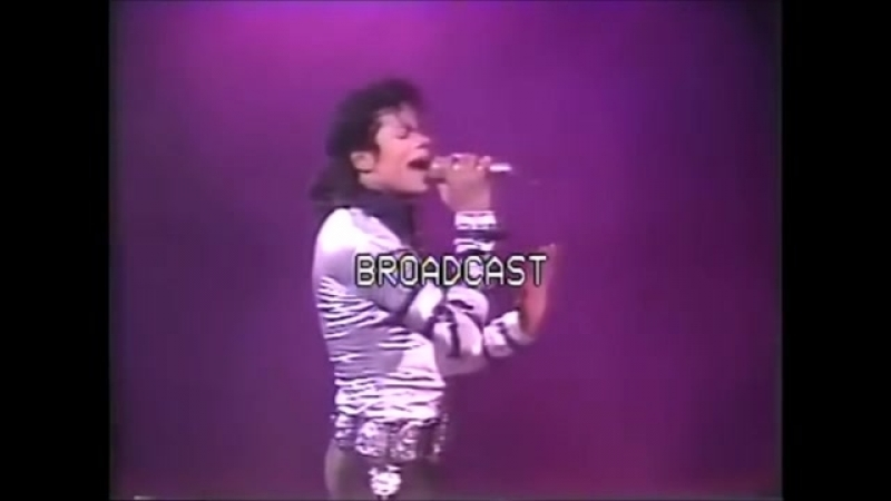 Michael Jackson - She's Out Of My Life (Live In Rome, 1988)