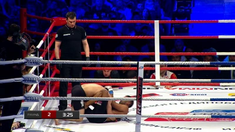 Гасан Мамедов (Россия) vs Рауль Гузман (Венесуэла)