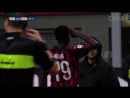 «Милан» - «Рома». Гол Франка Кессье