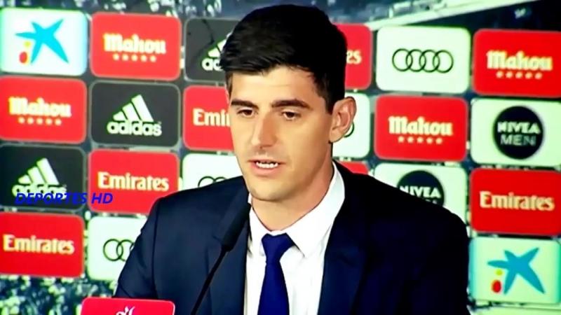 La pasión de Courtois por el Real Madrid e Iker Casillas viene de lejos así lucía su habitació