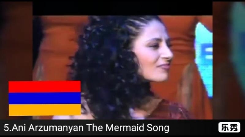 Национальный отбор Армении на Евровидении 2010 мой топ 9