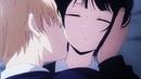 Аниме клип про любовь - Половина моя ... Аниме романтика AMV