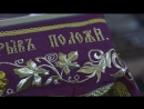 Пасхальная служба 2018г., в Свято-Никольском храме , пос. Крапивна.,Тульская область