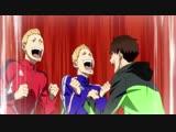 Kaze ga Tsuyoku Fuiteiru 16 серия русская озвучка Shoker / Почувствуй ветер 16