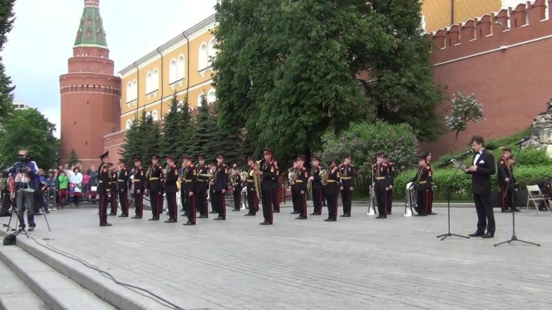 11 й Международный фестиваль Спасская башня Москва Александровский сад 19 05 2018
