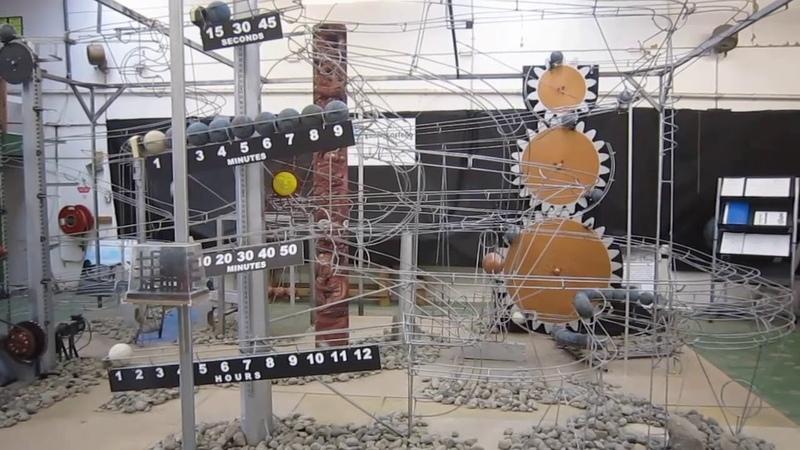 Clock Museum, Part 2 (Музей Часов, Часть 2) Whangarei, New Zealand